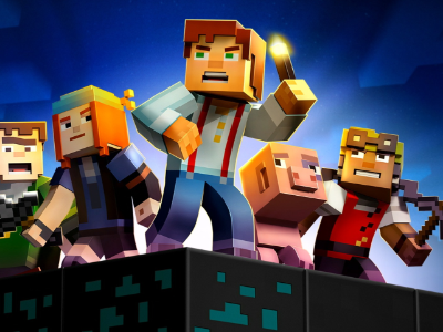 Minecraft Story Mode Online