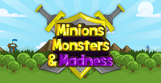 Minions, Monsters, and Madness - on Armor Games