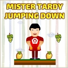 Mister Tardy Jumping Down - Net Freedom Games