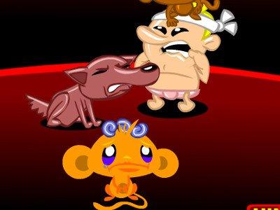 Monkey Go Happy: Survive Game