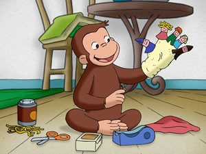 Monkey George