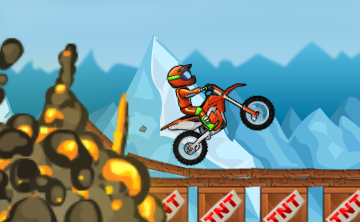 Moto X3M 4 (Bike Game)