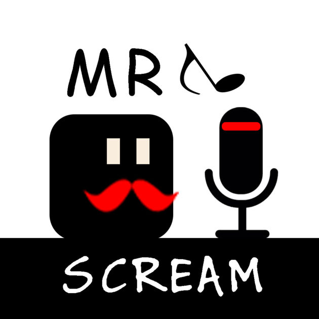 Mr Eighth Scream - Don\'t stop on the App Store