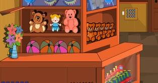 Mysterious Toy Shop Escape