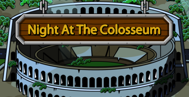 Night At The Colosseum - on Armor Games