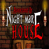 Nightmare House escape - knfgame