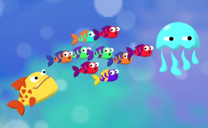 Nimble Fish Game