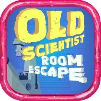 Old Scientist Room Escape