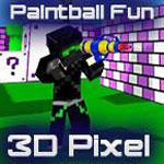 Paintball Fun 3D Pixel