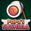 Papa's Sushiria Hacked