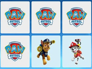 Paw Patrol Rescue Pups