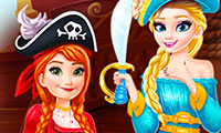 Pirate Girls: Garderobe Treasure