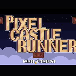 Pixel Castle Run