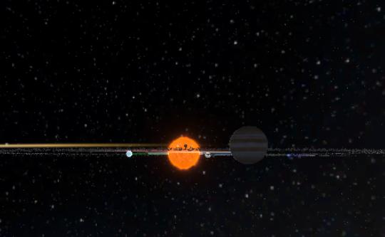 Planetarium 2 Game
