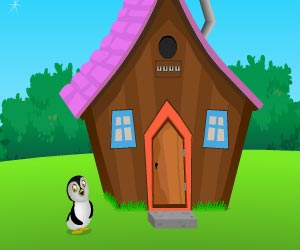 Play Baby Penguin Escape