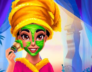 Play Free Arabian Princess Real Makeover