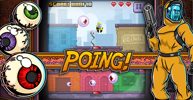 Poing! - on Armor Games