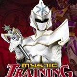 Power Rangers. Mystic Training
