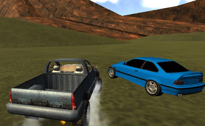 RCC Stunt Cars