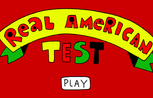 Real American Test