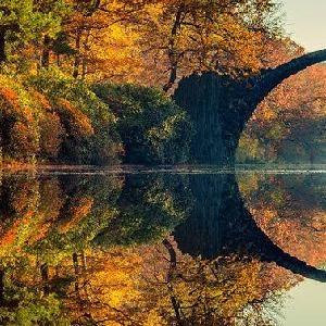 Reflection Scenery Escape