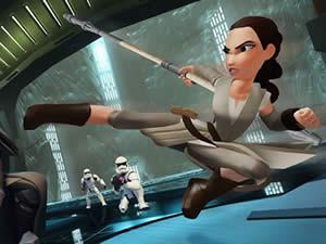 Rey Star Wars Puzzle