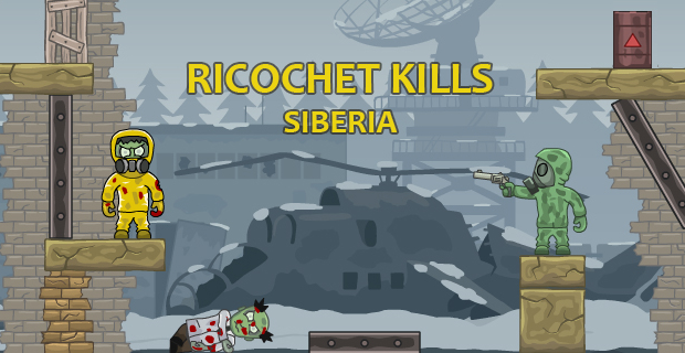 Ricochet Kills: Siberia - on Armor Games