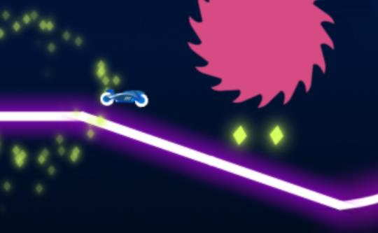Rider Game