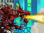 Robot Fire Dragon