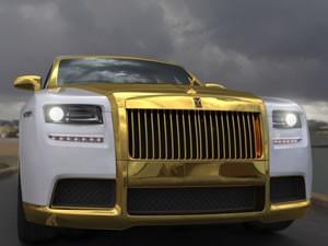 Rolls Royce Puzzle