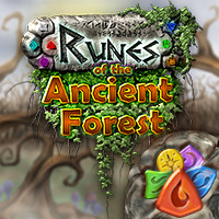 Runes of the Ancient Forest | Match 3 Games