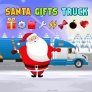 Santa Gifts Truck - Net Freedom Games