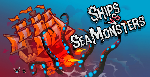 Ships vs Monsters - on Armor Games