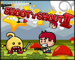 Shoot n Shout 2 Game