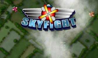 Skyfightio game