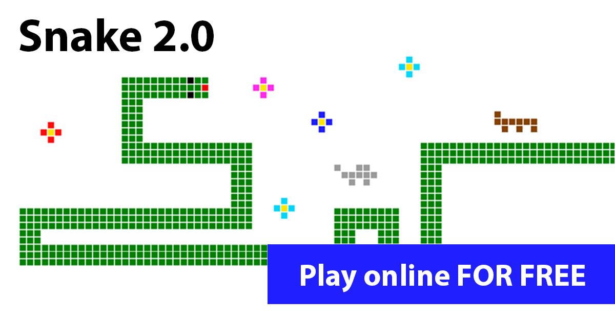 Snake game for free | SNAKE 2.0