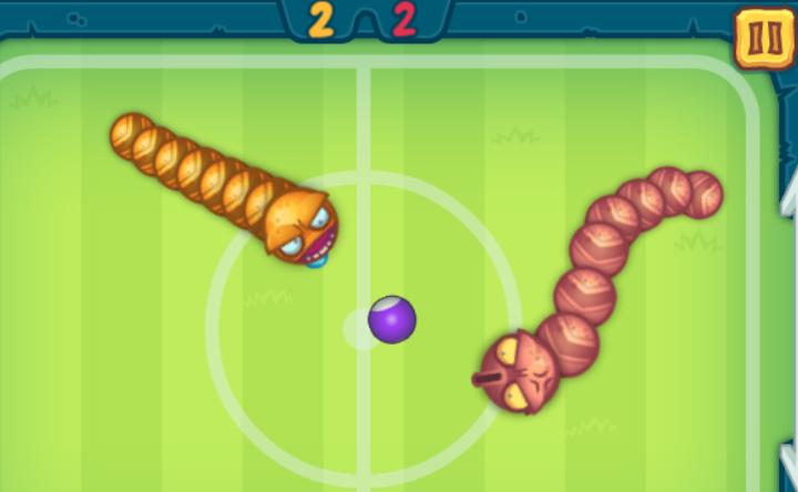 Soccer Snakes Game