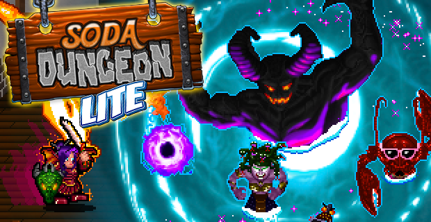 Soda Dungeon Lite - on Armor Games