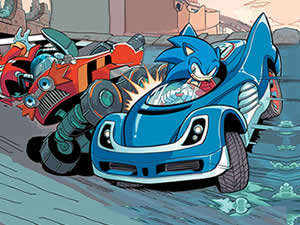 Sonic Car Differences