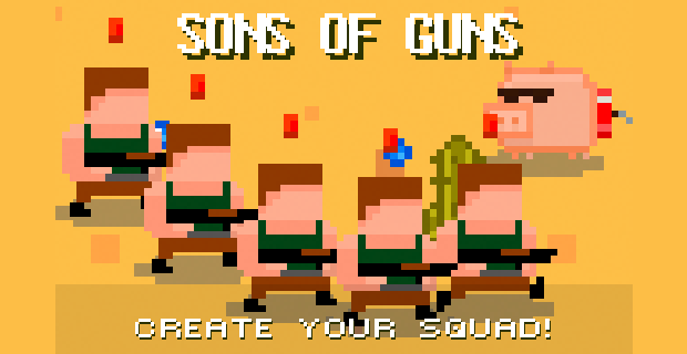 Sons of Guns - on Armor Games
