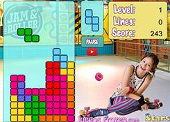 Soy Luna Tetris