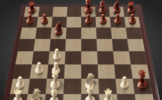 Spark Chess Game