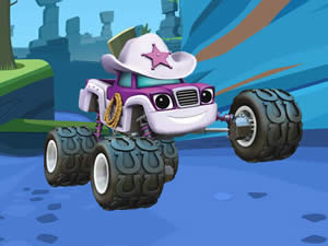 Starla Monster Truck Puzzle