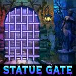 Statue Gate Escape