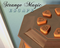 Strange Magic Escape