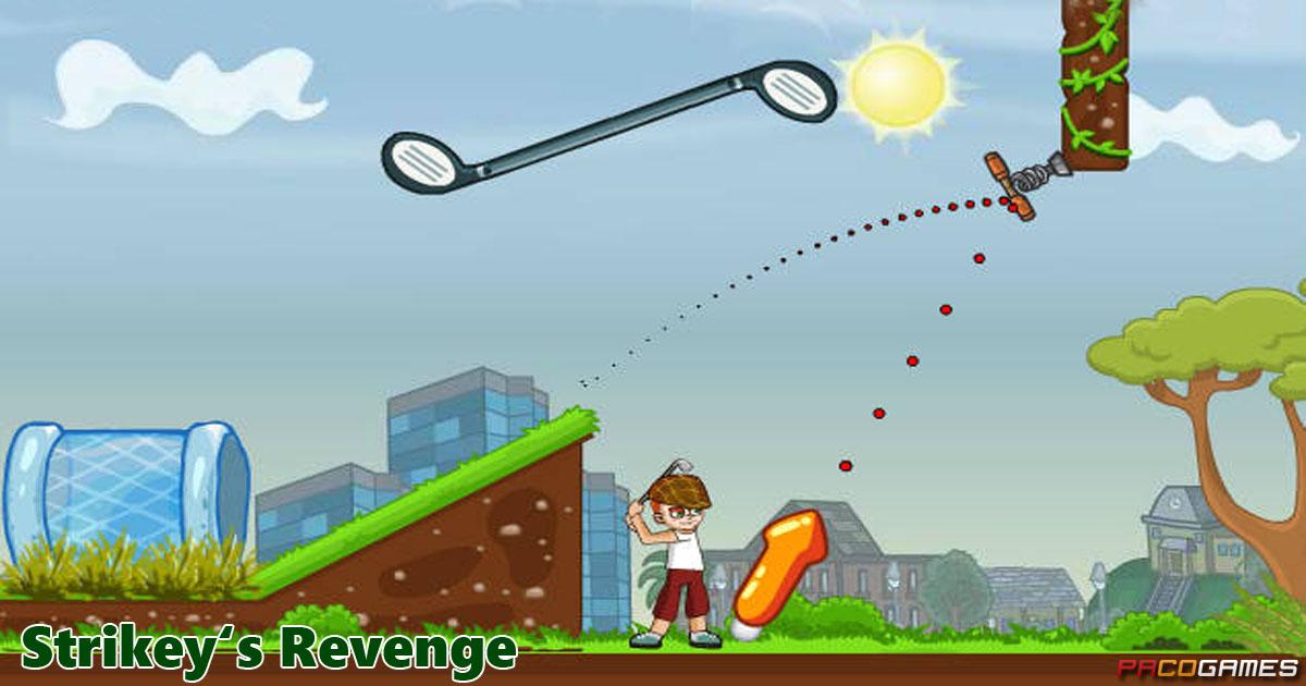 Strikeys Revenge