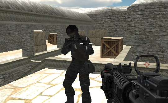 SWAT Warfare FPS