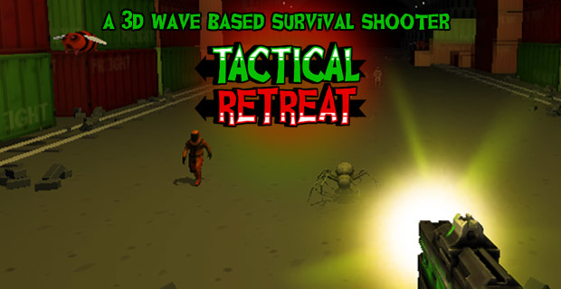 Tactical Retreat - on Armor Games