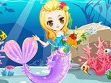 The Mermaid Princess - play The Mermaid Princess free online games - to43.com