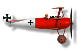 The Red Baron Arcade Game